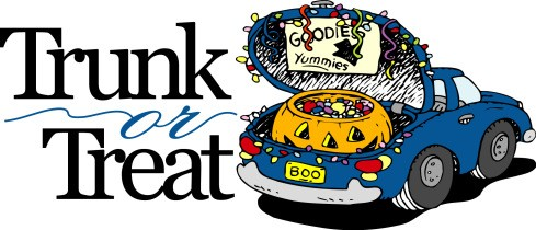 Trunk or Treat 2014 Information